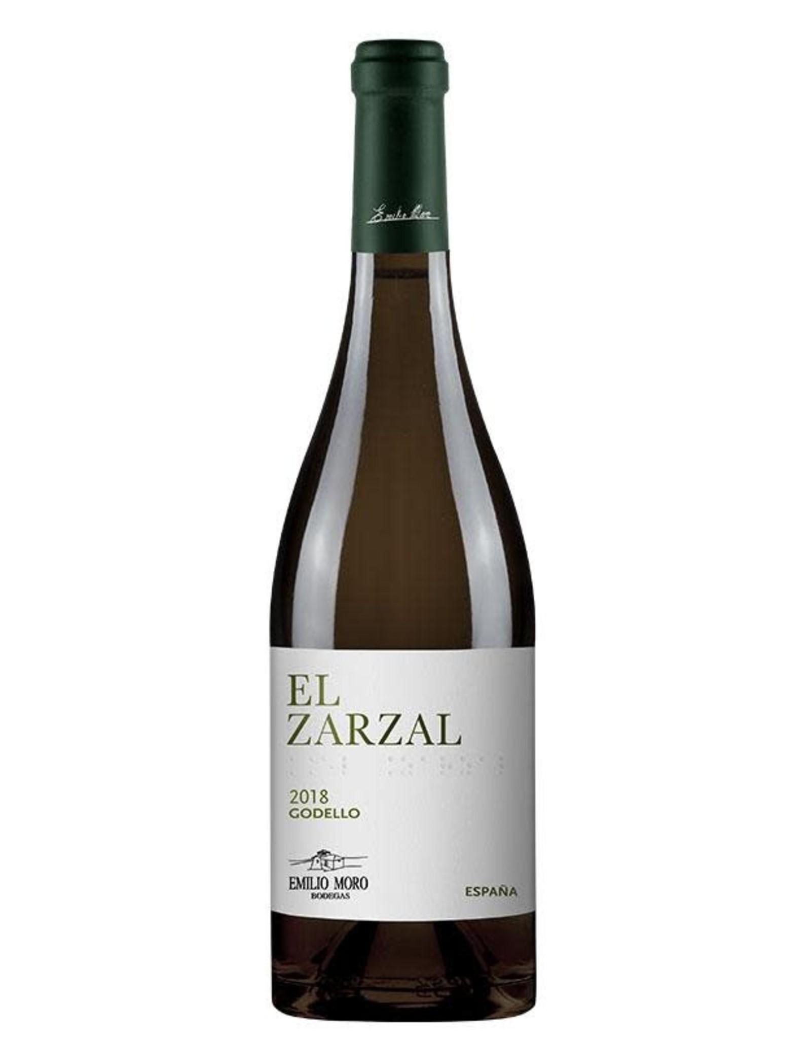 Bodegas Emilio Moro Godello El Zarzal 2018