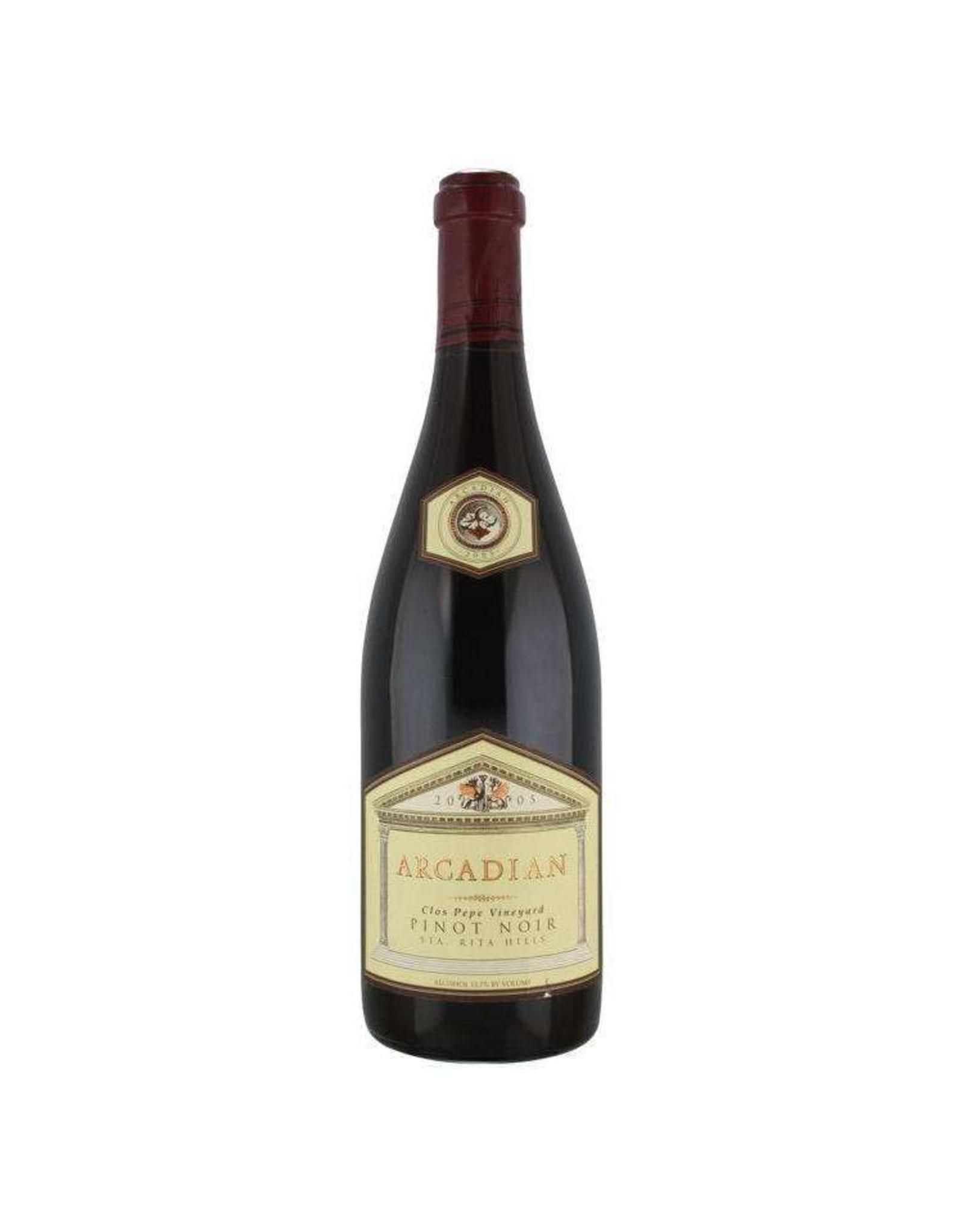 Arcadian Clos Pepe Vineyard Pinot Noir 2012