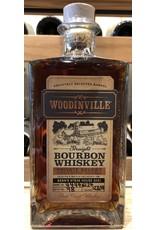 Bern's Woodinville Private Barrel Bourbon 2021