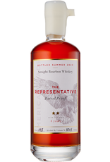The Representative Barrel Proof Straight Bourbon Whiskey
