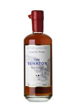 The Senator Barrel Proof Straight Rye Whiskey