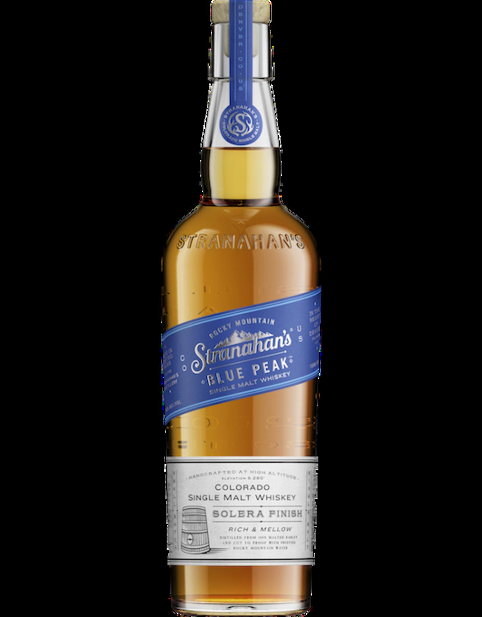 Stranahan's Blue Peak Single Malt Whiskey