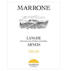 Marrone Langhe Arneis Tre Fie 2018