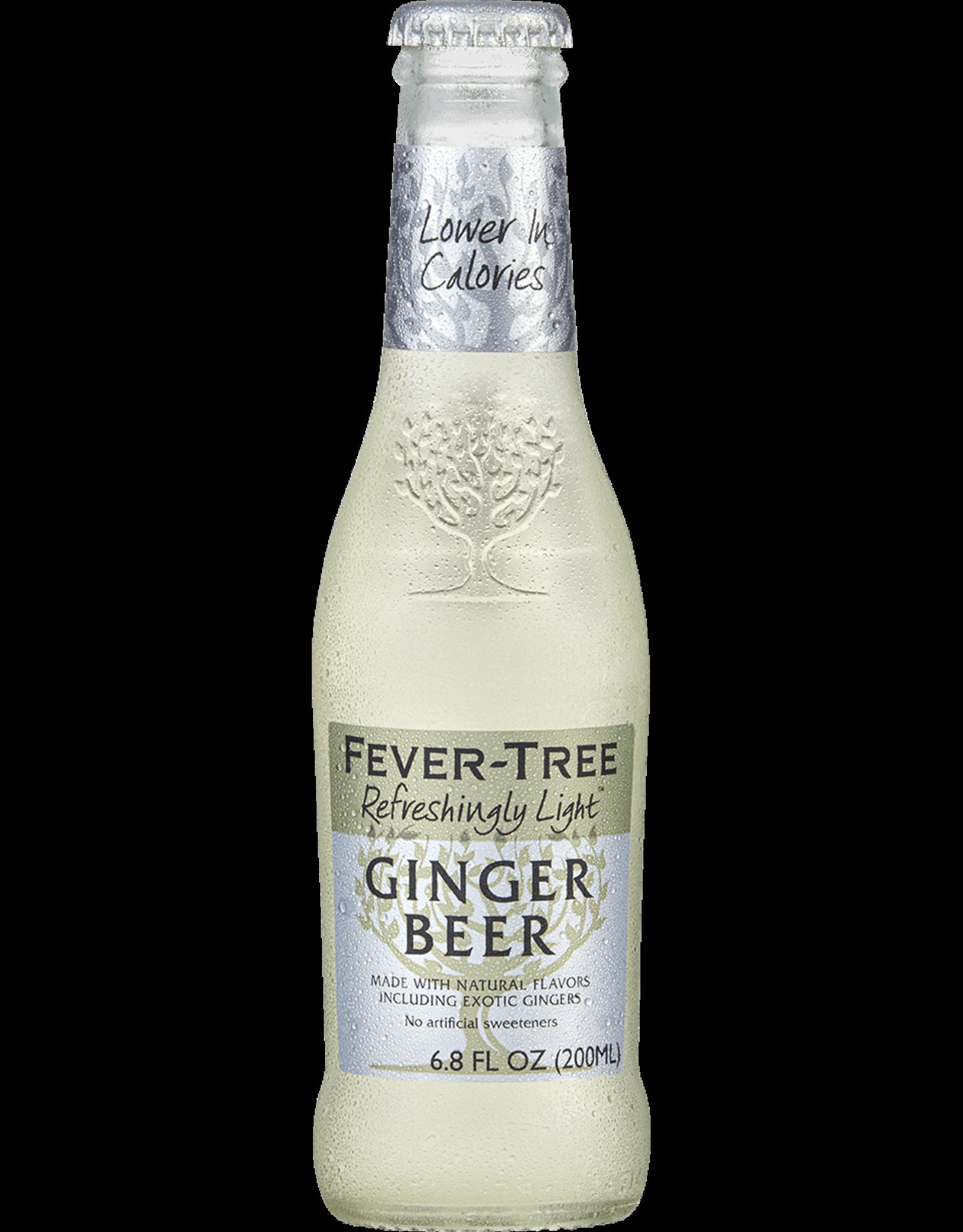 Fever Tree Ginger Beer single
