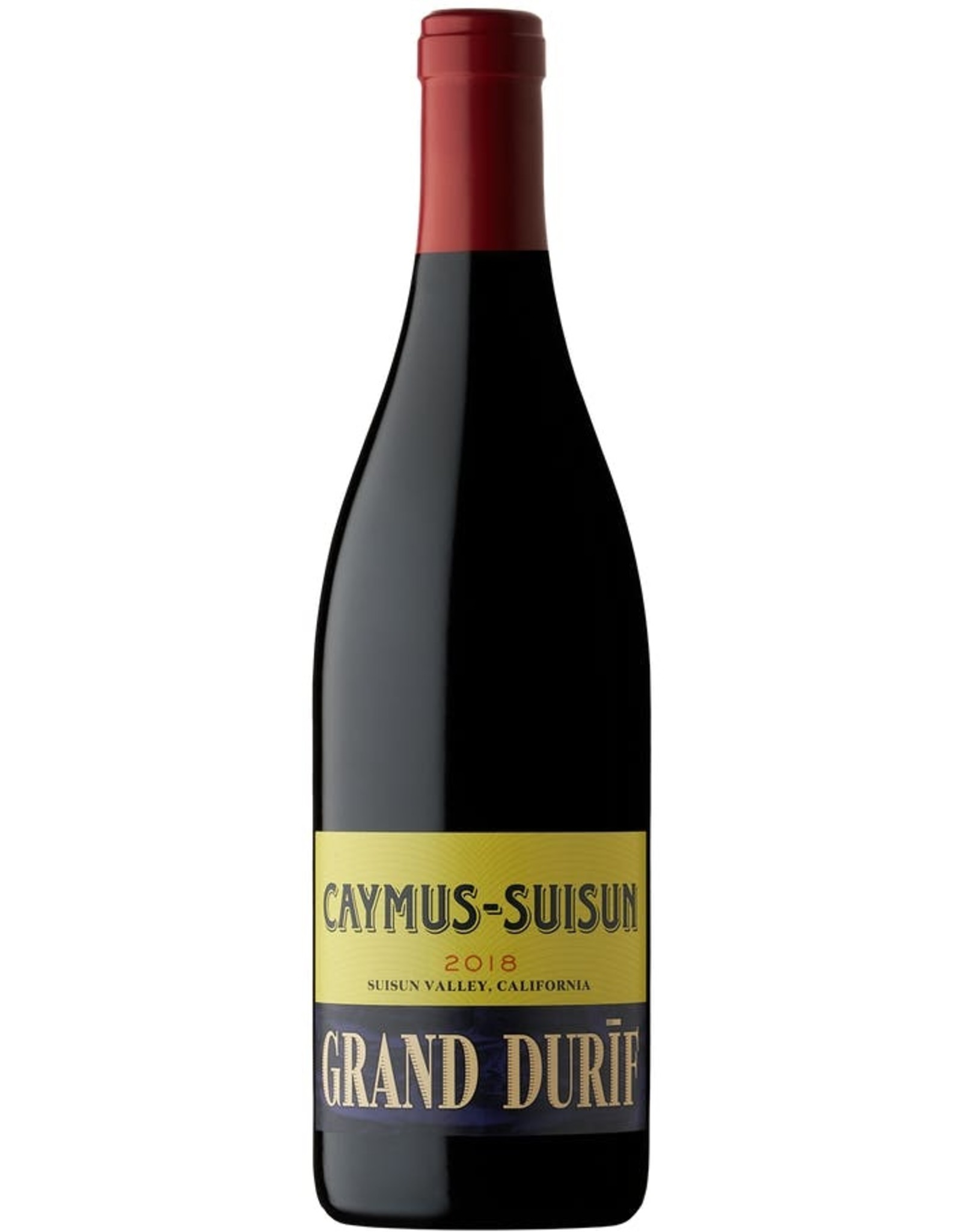 Caymus-Suisun Grand Durif 3L 2018