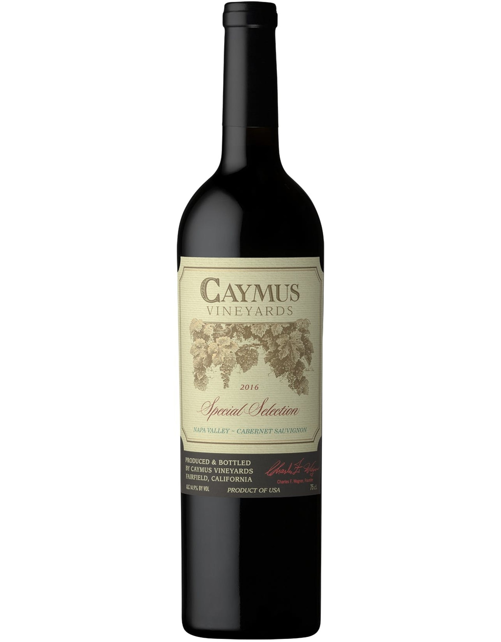 Caymus Special Select Cabernet Sauvignon 2016 3L