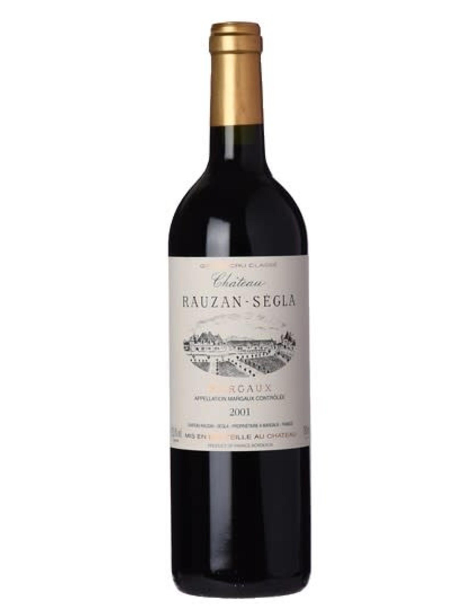 Chateau Rauzan-Segla Margaux 2001