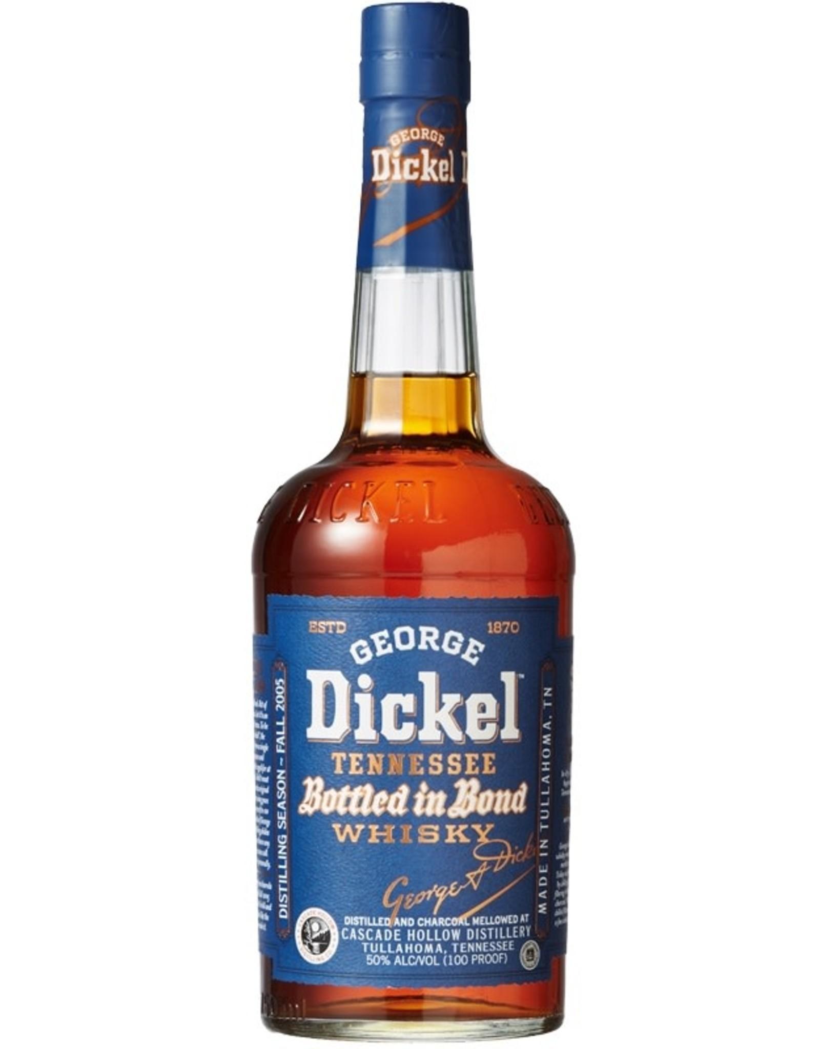 George Dickel Bottled in Bond Batch 03