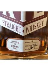 Beef & Leaf and TBWS Single Barrel Sagamore Spirit Straight Rye
