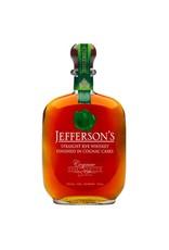 Jefferson's Straight Rye Cognac Cask Finish
