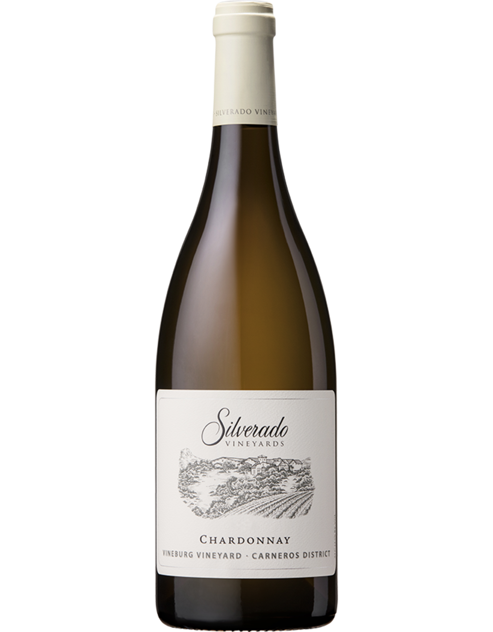 Silverado Vineburg Chardonnay 2018