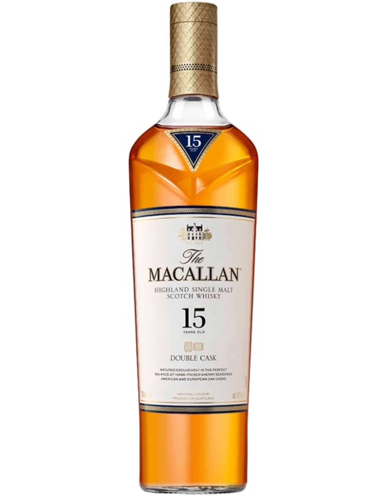 The Macallan 15 Year Double Cask