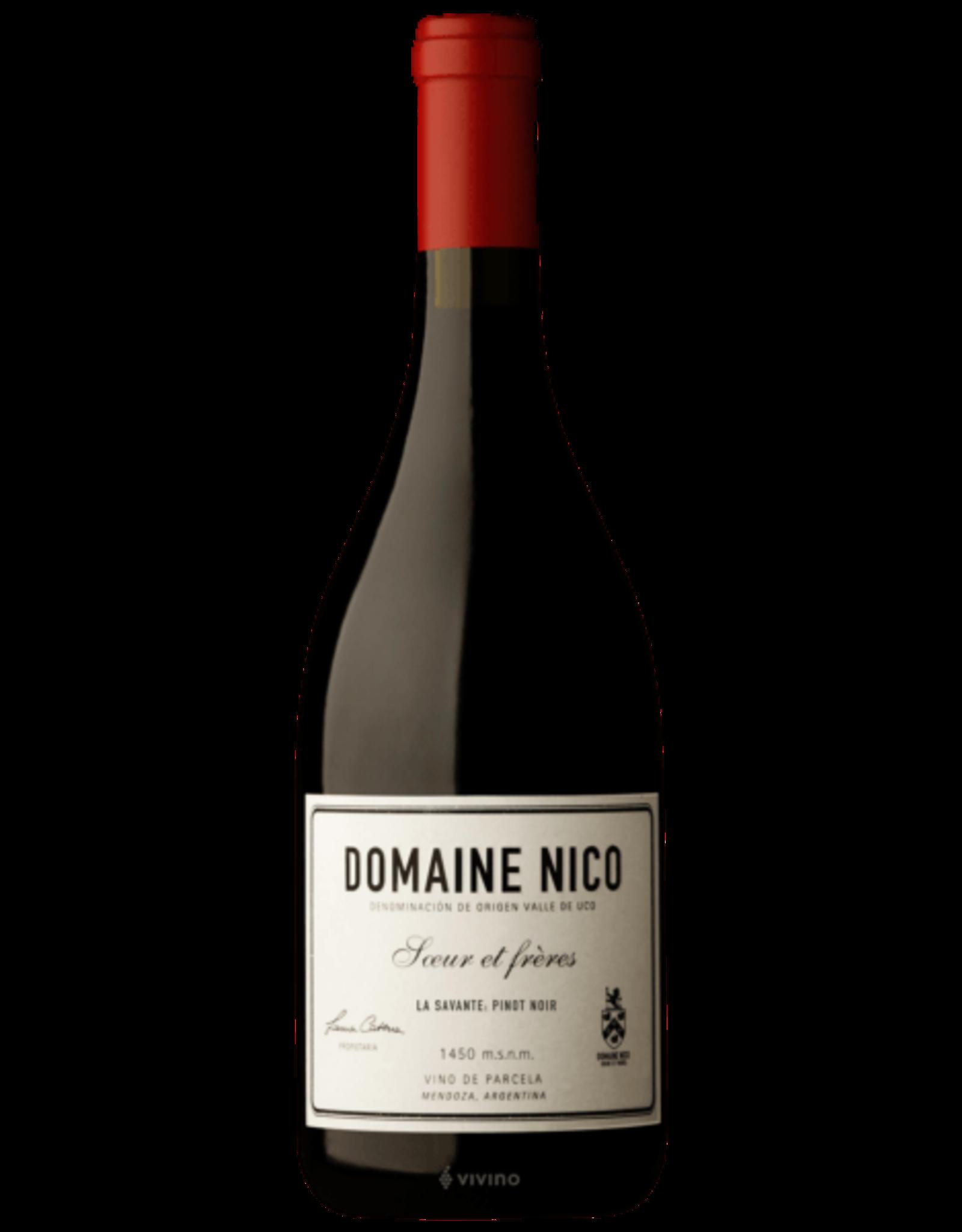Domaine Nico La Savante Pinot Noir 2018