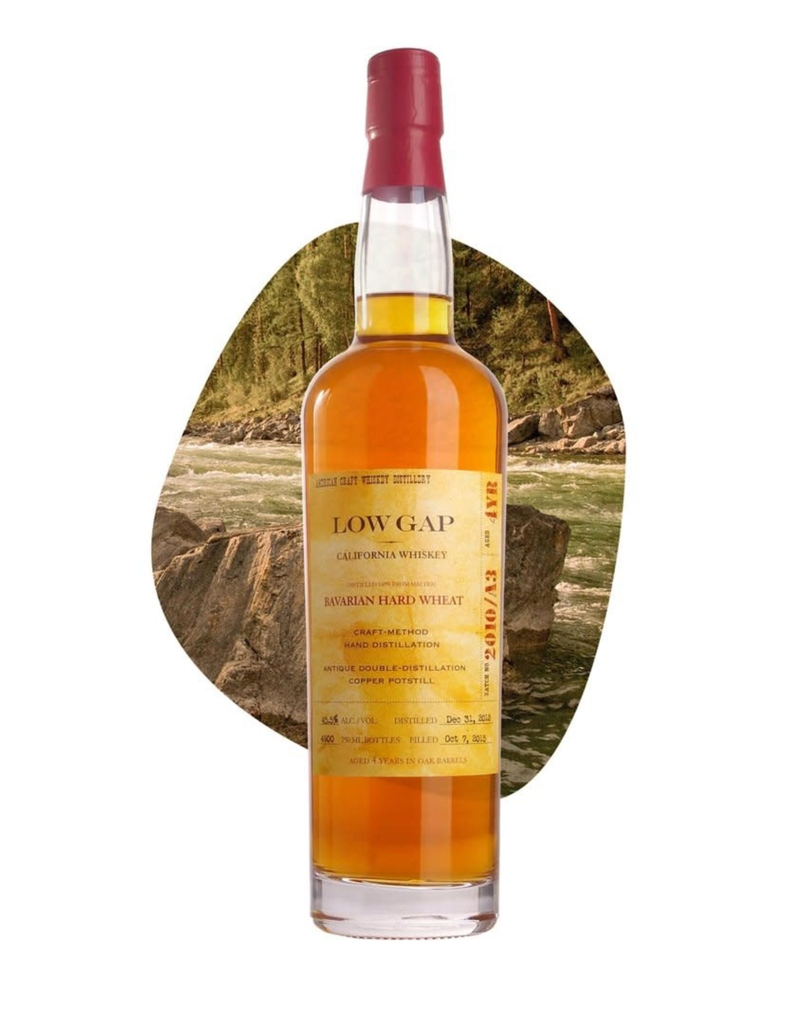 Low Gap Bavarian Hard Wheat California Whiskey