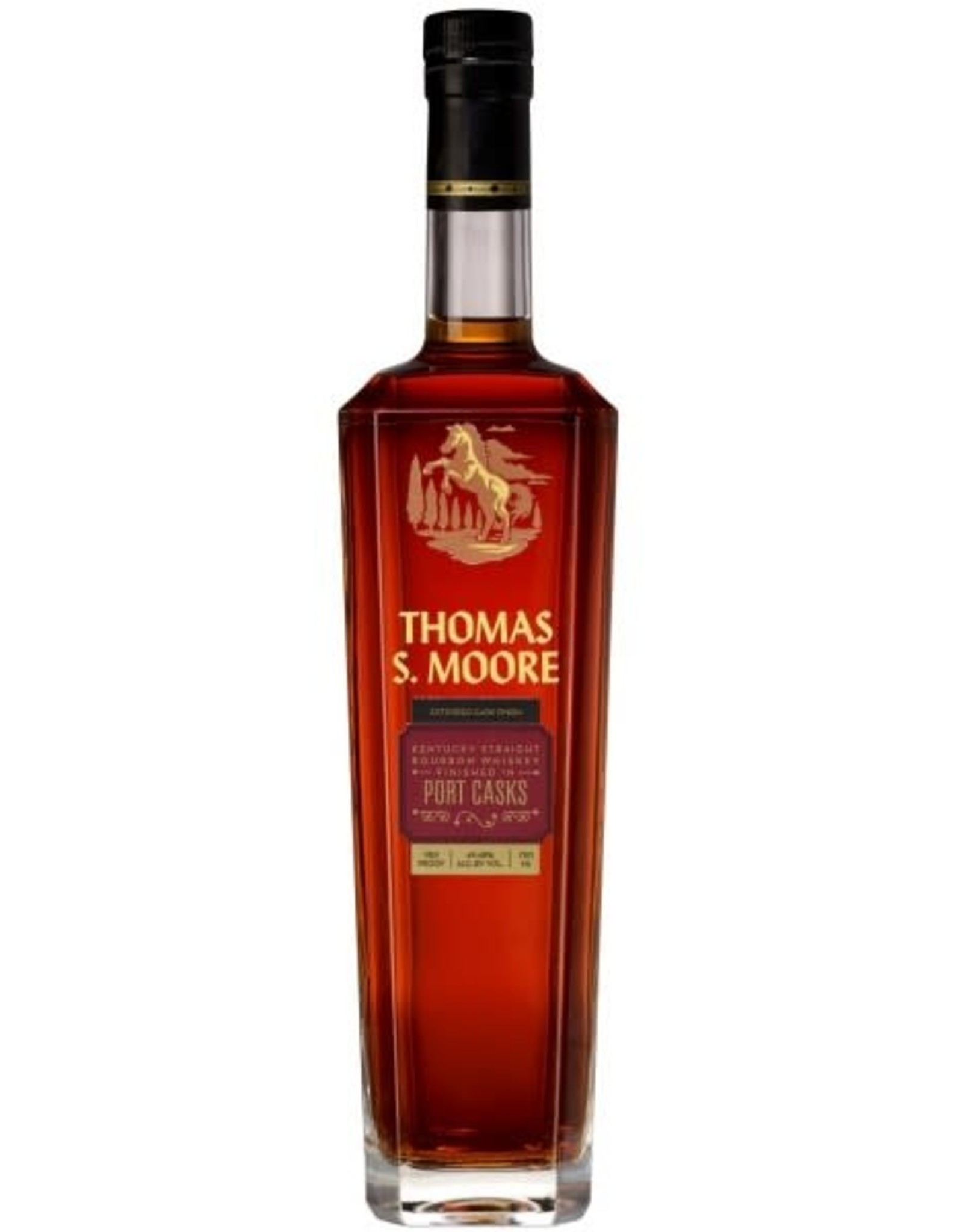 Thomas S. Moore Port Cask Finished Bourbon