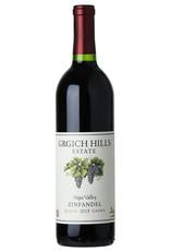 Grgich Hills Estate Napa Valley Zinfandel 2015
