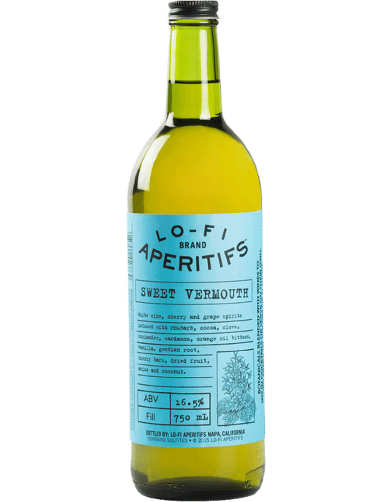 Lo-Fi Sweet Vermouth