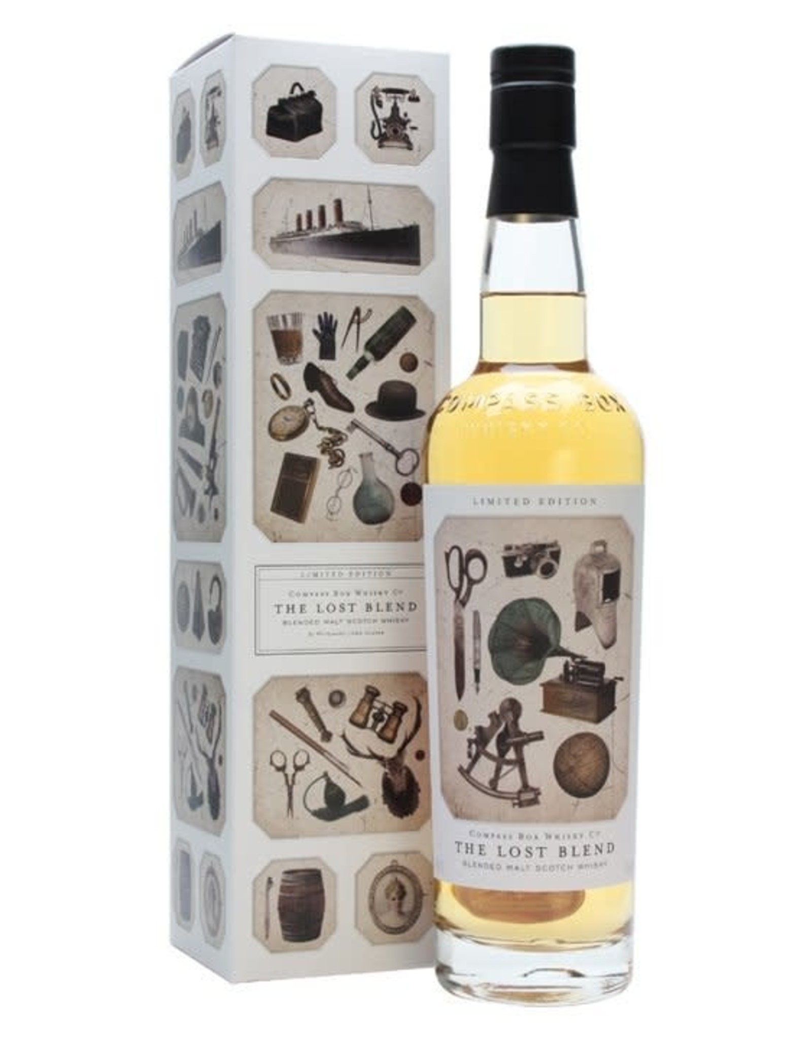 Compass Box The Lost Blend Blended Scotch Whisky