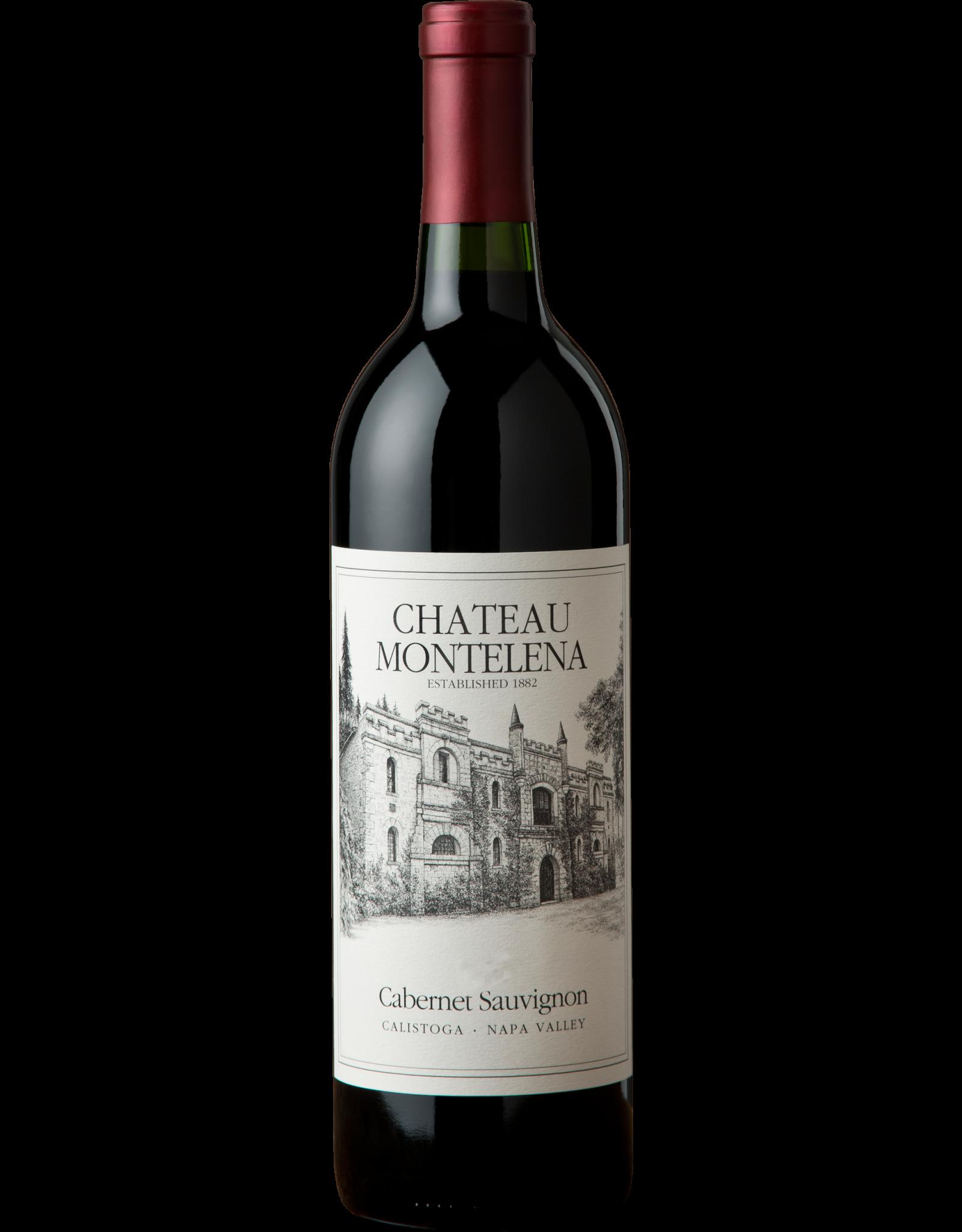 Chateau Montelena Napa Valley Cabernet Sauvignon 2018