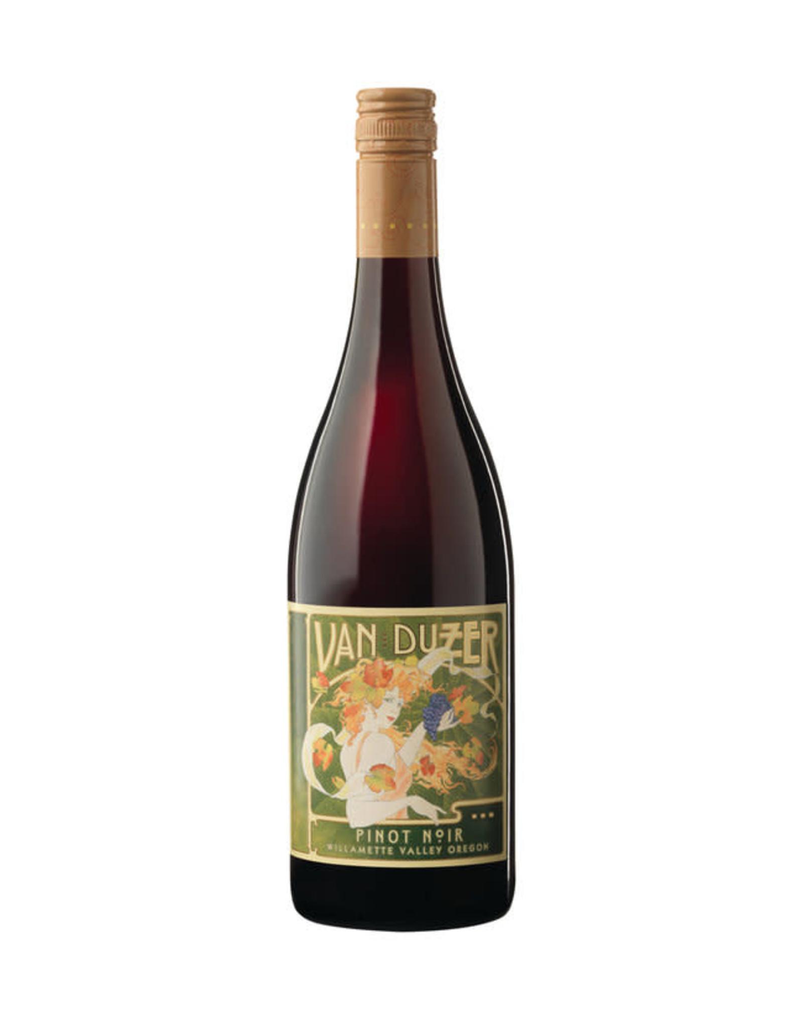 Van Duzer Willamette Valley Pinot Noir 2018