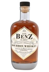 Geo. Benz & Sons Bourbon