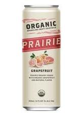 Prairie Organic Grapefruit Vodka and Soda