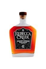 Rebecca Creek Straight Bourbon 12 year