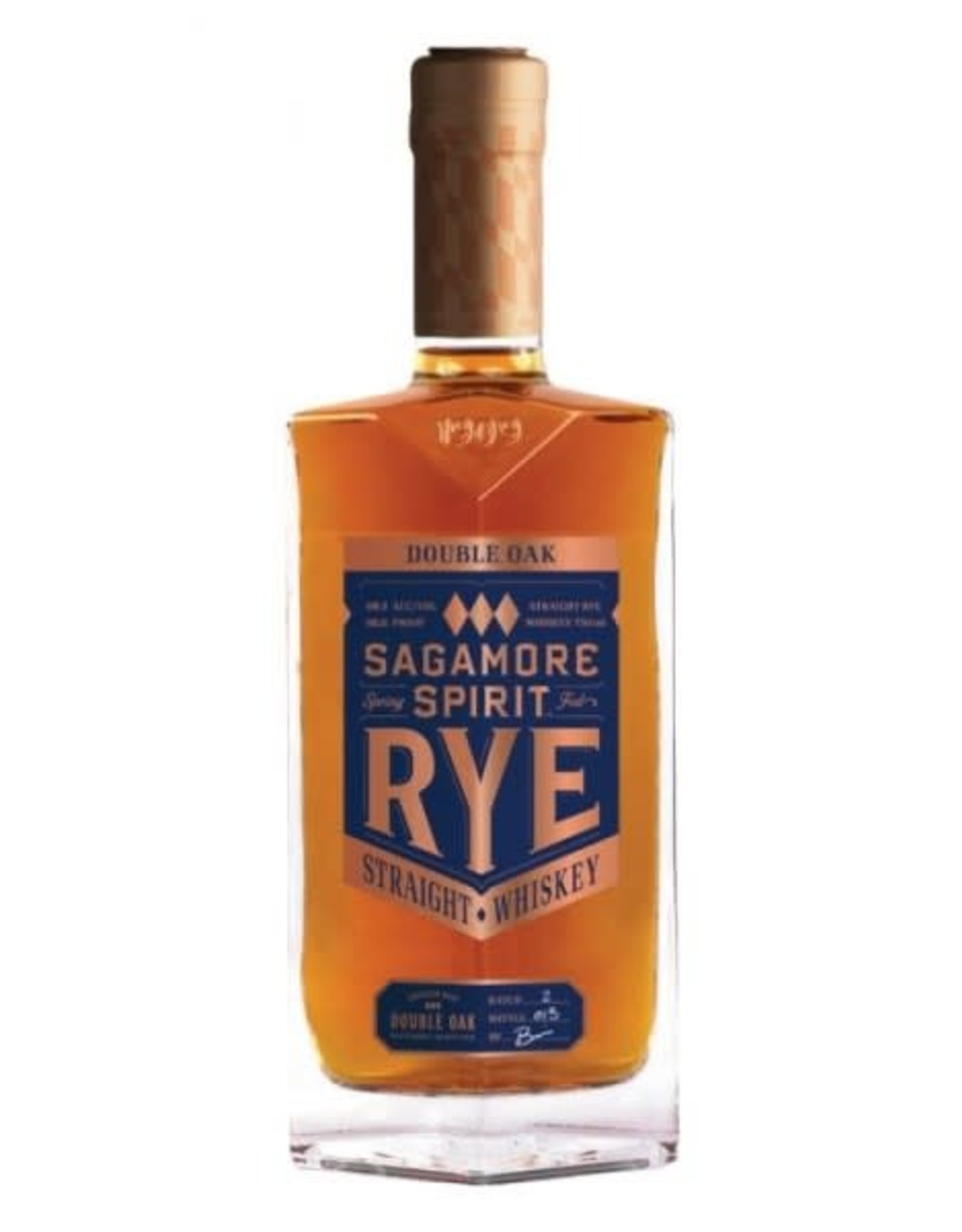 Sagamore Spirit Reserve Double Oak Straight Rye
