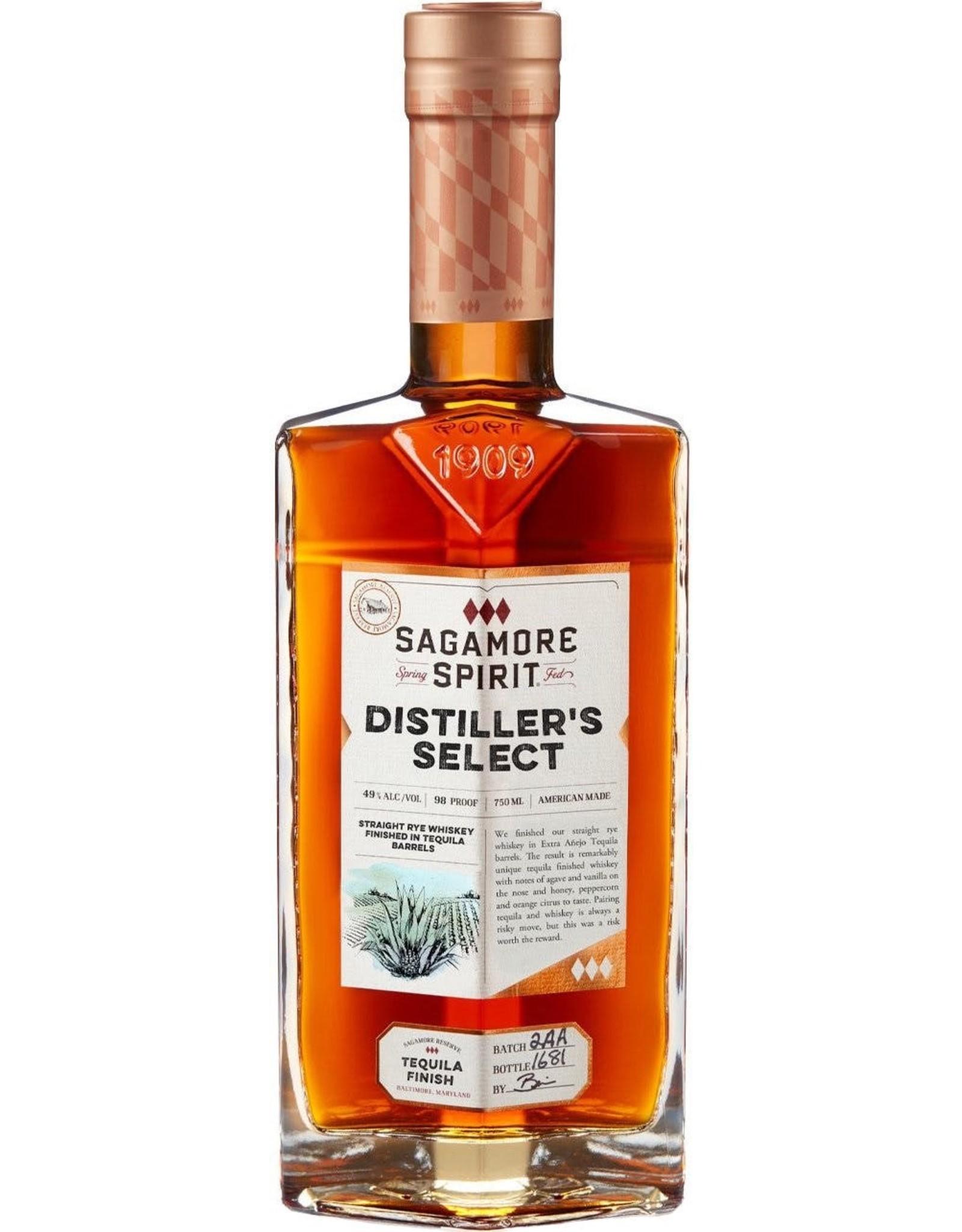 Sagamore Spirit Distiller's Select Tequila Finish Rye