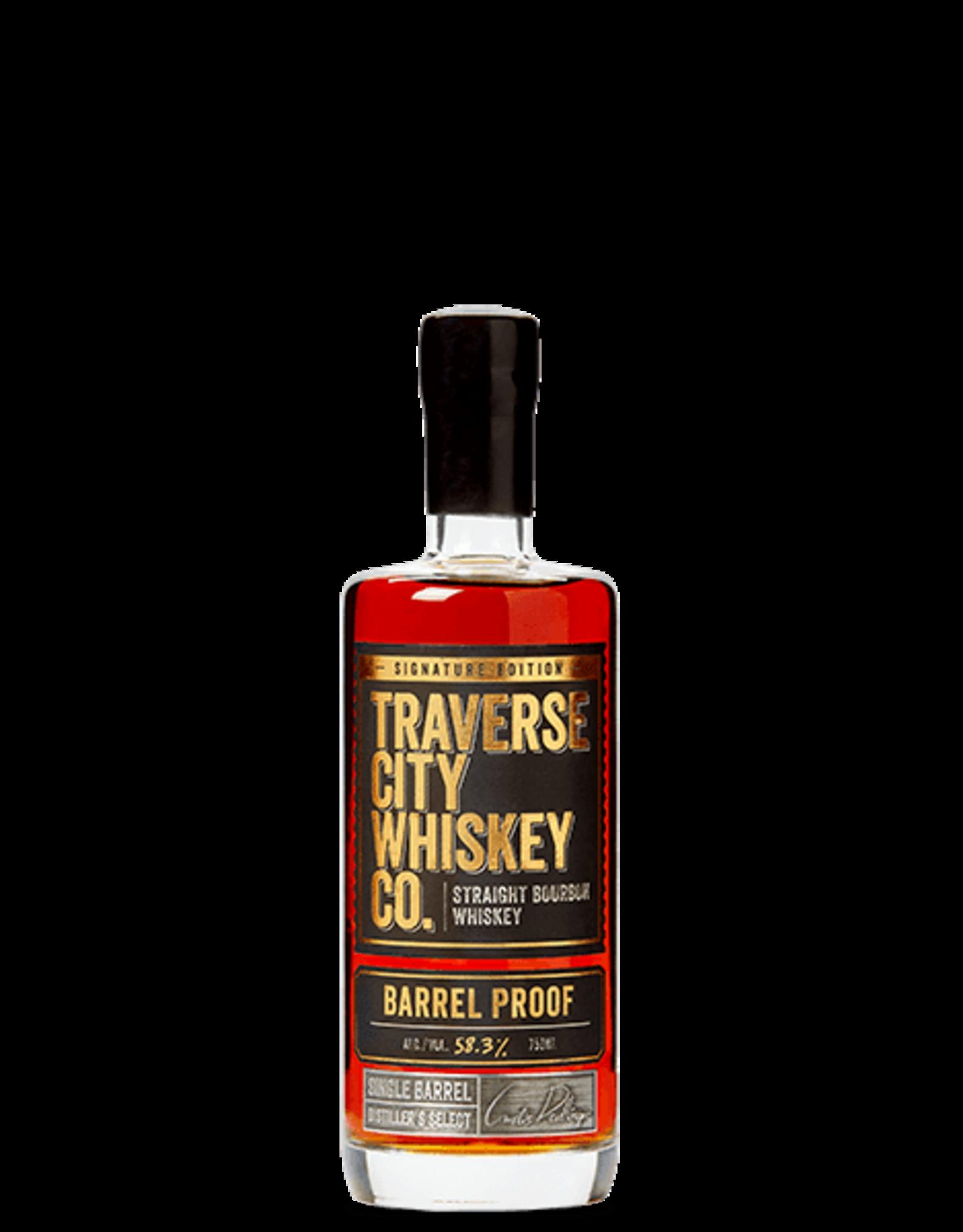 Traverse City Whiskey Co. Barrel Proof Straight Bourbon