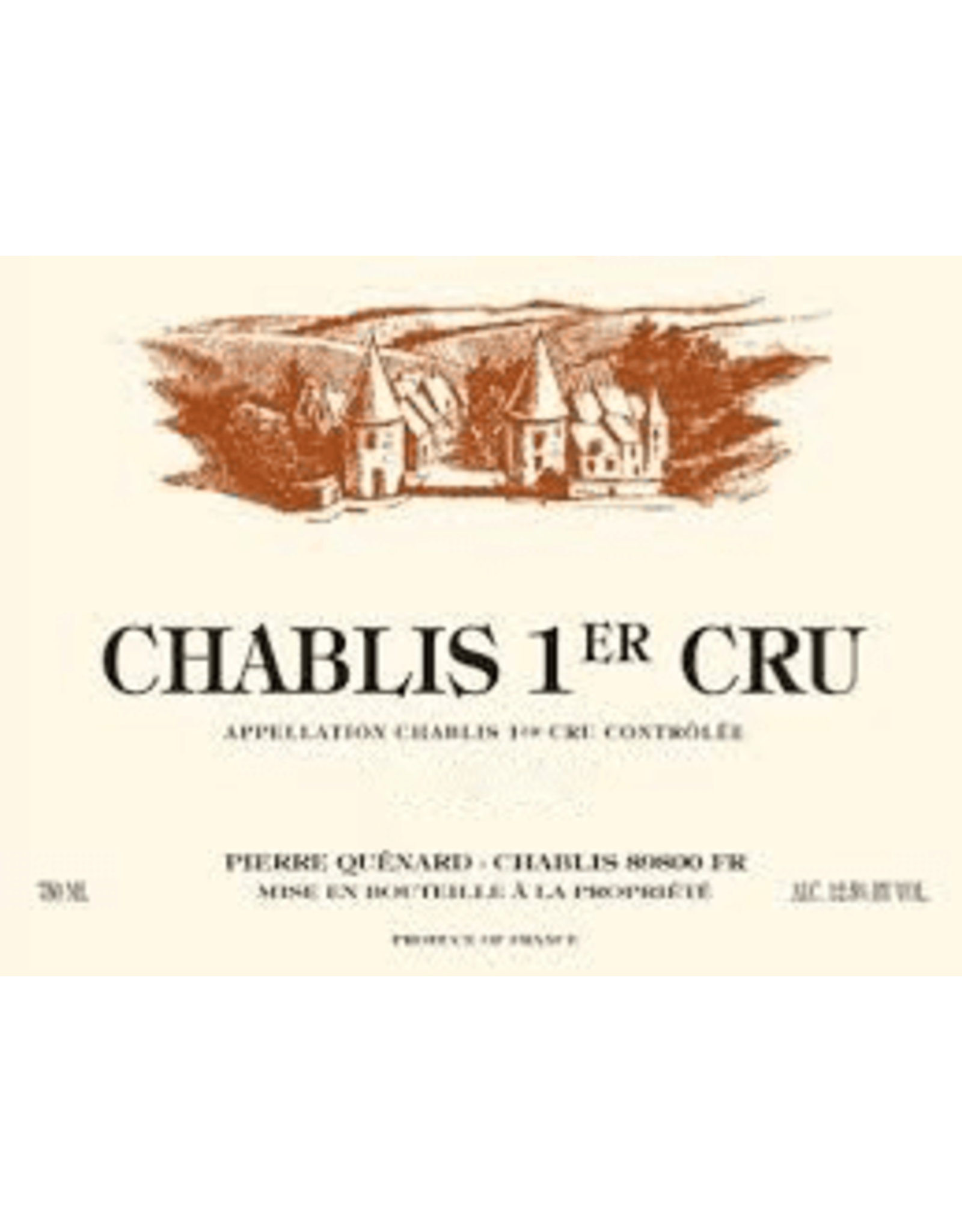 Pierre Quenard Chablis 1er Cru 2019