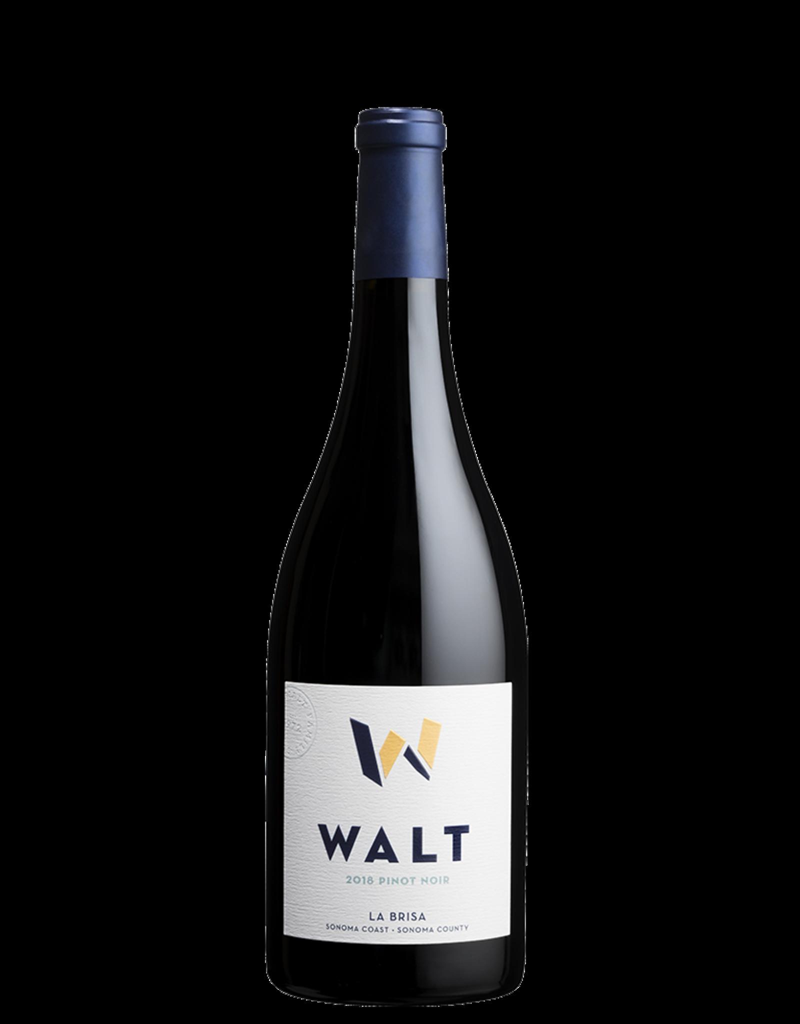 Walt Pinot Noir La Brisa Sonoma 2018