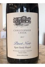 Christopher Creek Kasim Family Pinot Noir 2017