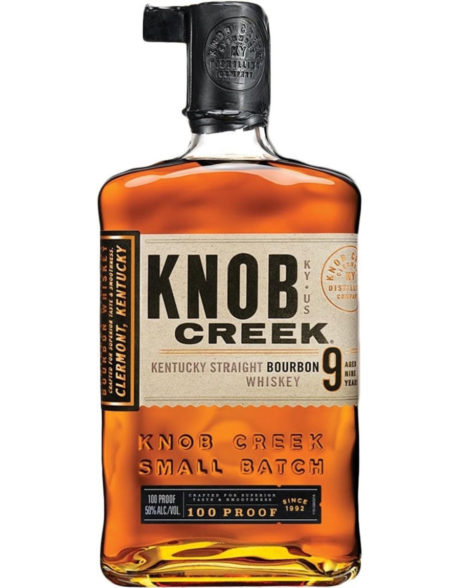 Knob Creek 9 Year Kentucky Straight Bourbon liter