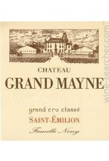 Chateau Grand Mayne Saint - Emilion 1967