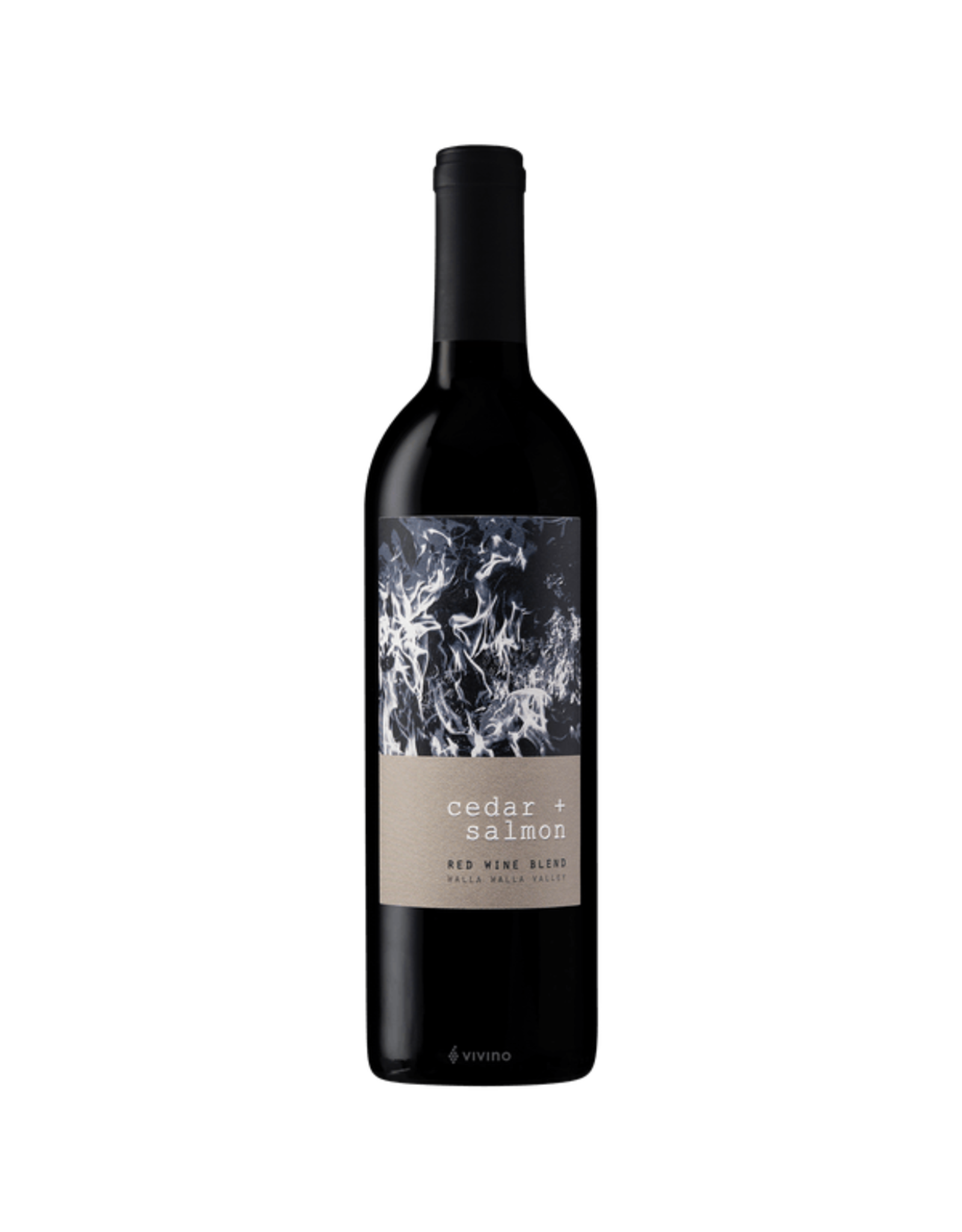 Cedar and Salmon Red Blend 2017