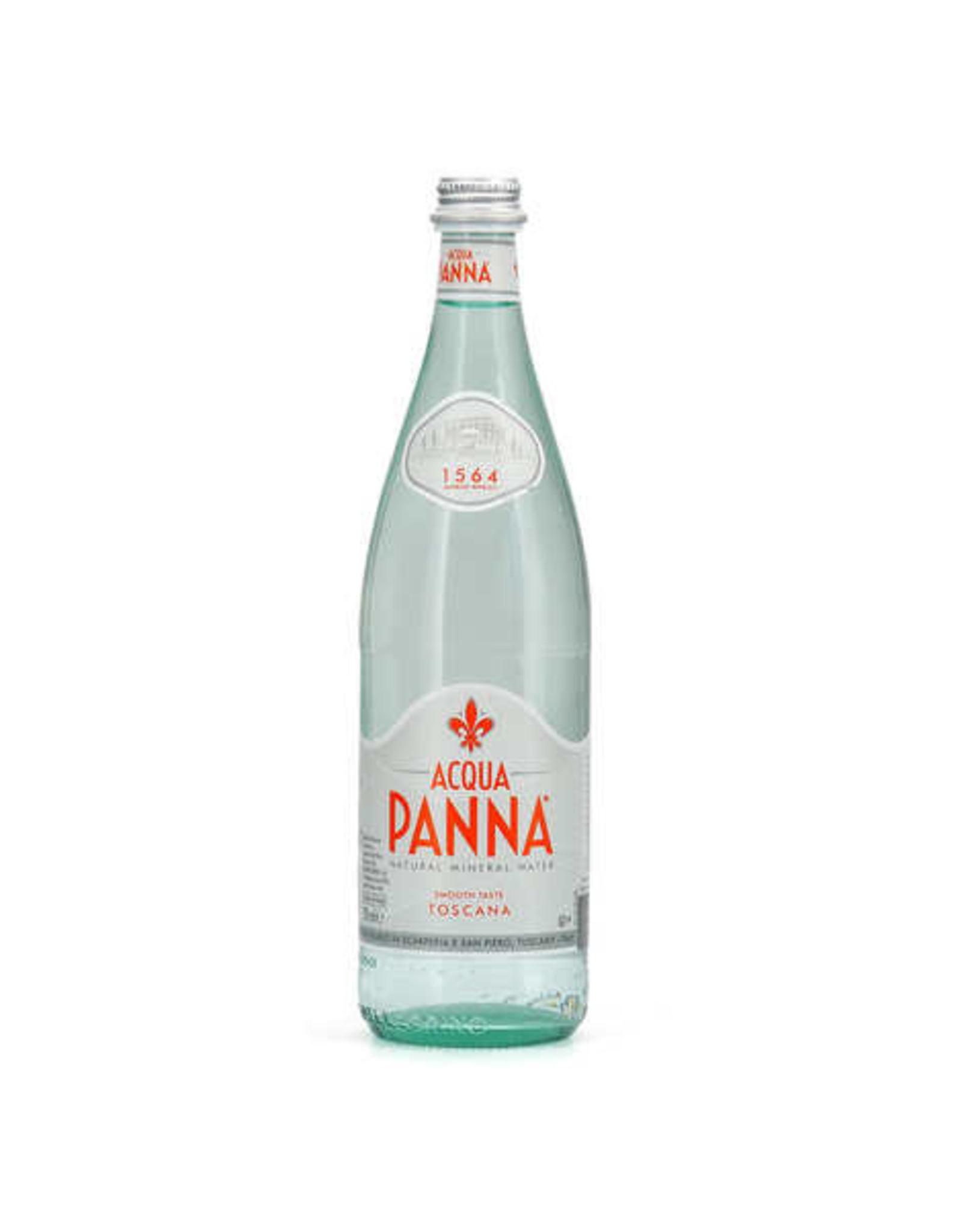 Acqua Panna Tuscan Bottled Water