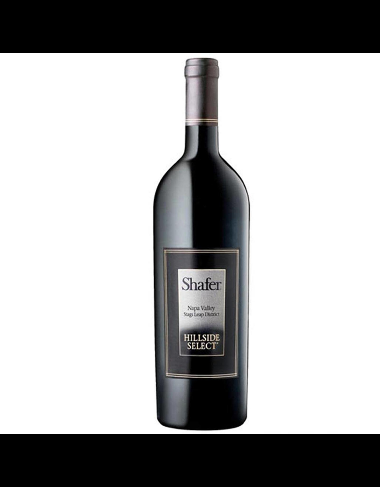 Shafer Cabernet Sauvignon Hillside Select 2017