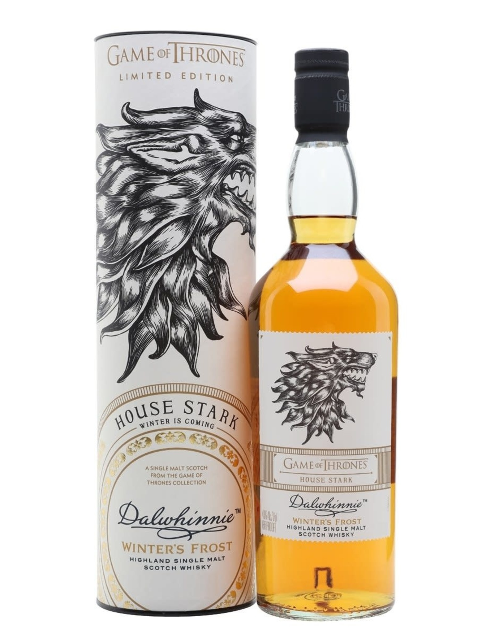 Game of Thrones Limited Edition Dalwhinnie Winter's Frost