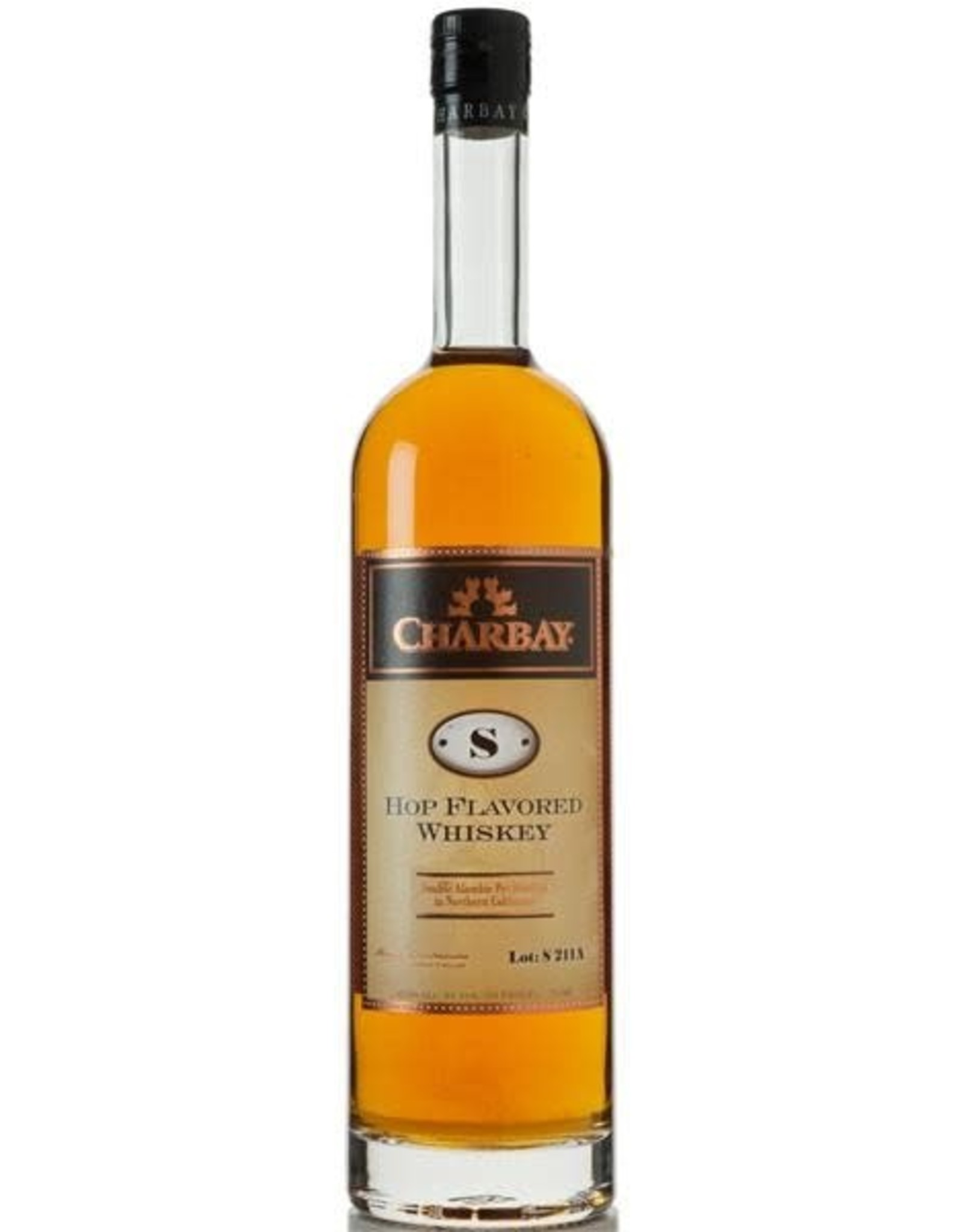 Charbay Lot S Hop Flavored Whiskey