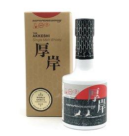 The Akkeshi Sarorunkamuy Single Malt Japanese Whisky 200ml