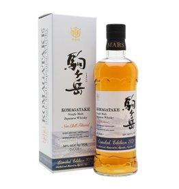 Mars Komagatake Single Malt Japanese Whisky Limited Edition 2020