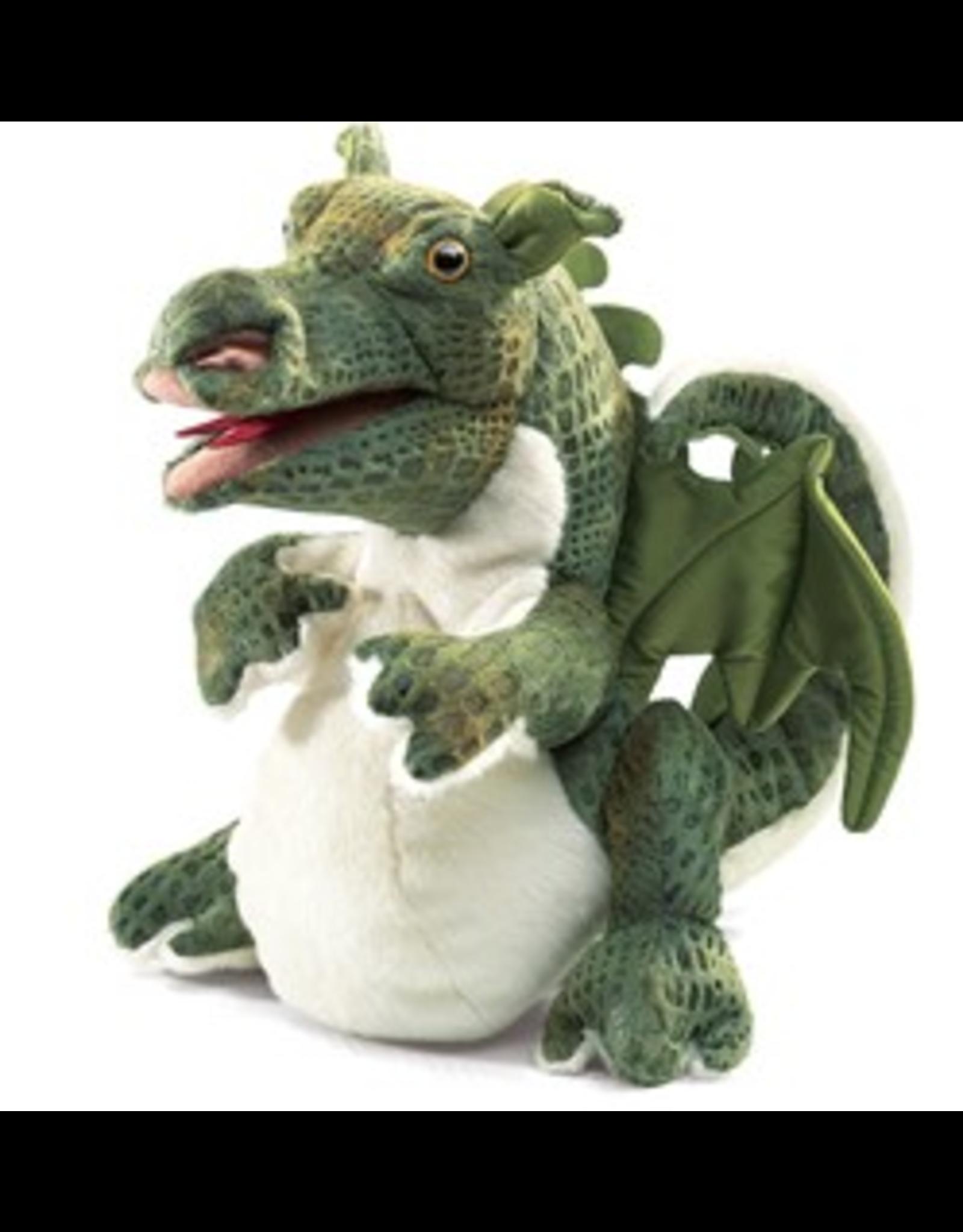Baby Dragon Puppet
