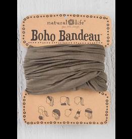 Natural LIfe Boho Bandeau, Olive