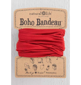 Natural LIfe Boho Bandeau, Solid Spice