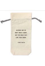 Wine Bag, Love Your Enemy