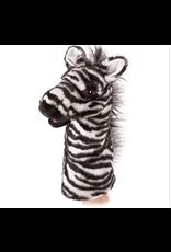 Zebra Stage Puppet