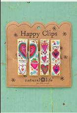Natural LIfe Chip Clips, Hearts