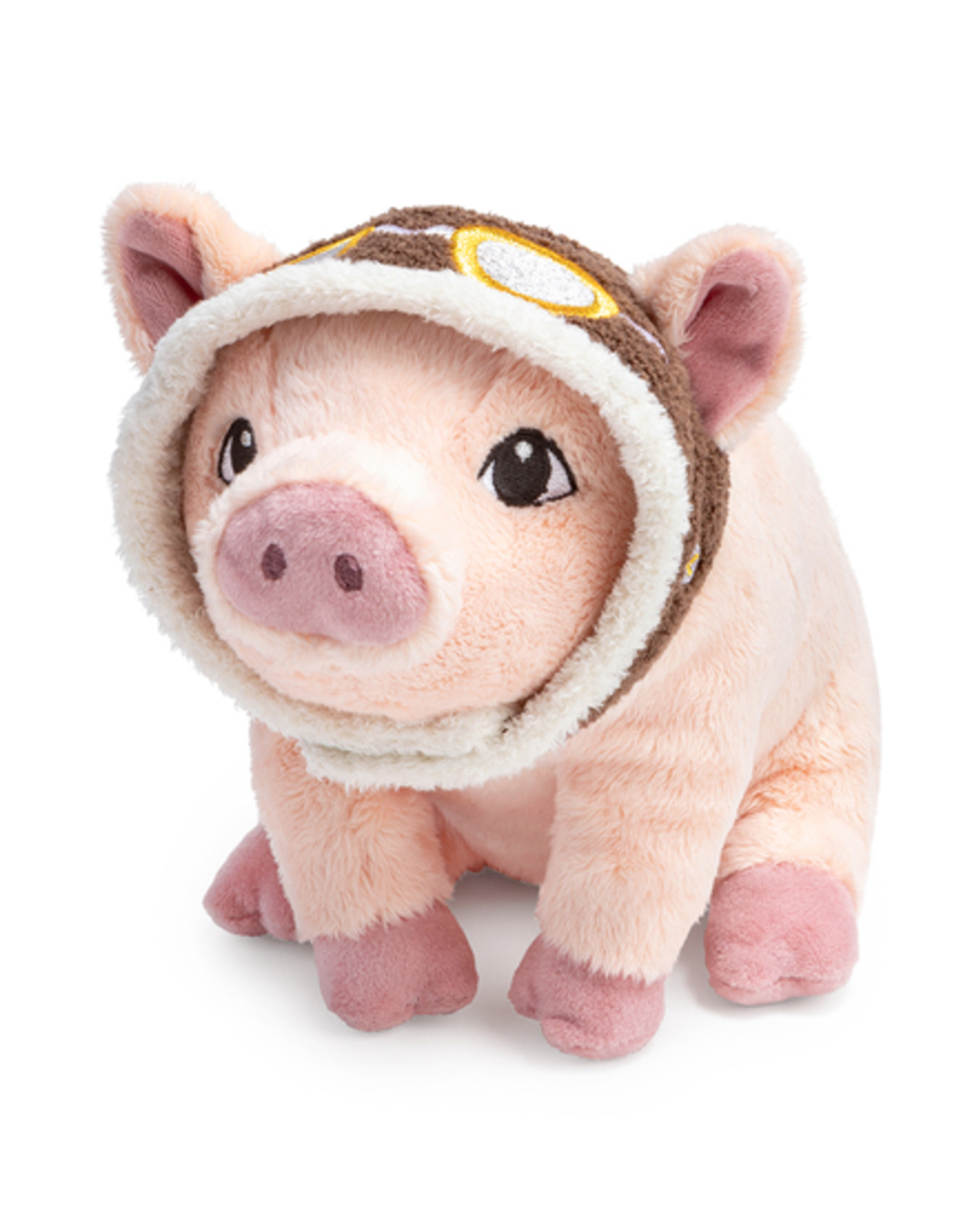 Plush Pig-Maybe