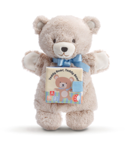 Storytime Puppet, Teddy Bear Teddy Bear